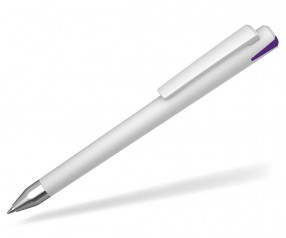 UMA Kugelschreiber CRYSTAL 10147 SI violett