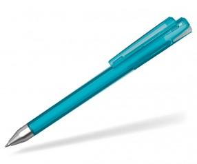 UMA Kugelschreiber CRYSTAL 10147 T-SI hellblau