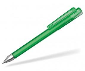 UMA Kugelschreiber CRYSTAL 10147 T-SI hellgrün