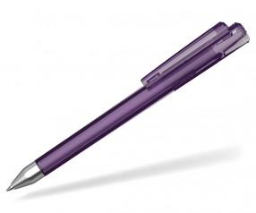 UMA Kugelschreiber CRYSTAL 10147 T-SI violett
