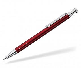 UMA Kugelschreiber SLIMLINE DOMING 08250 rot