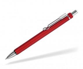 UMA Kugelschreiber SMOKE 08350 silber rot
