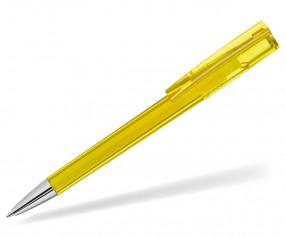 UMA ULTIMO Werbekugelschreiber 10048 TFSI gelb