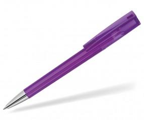 UMA ULTIMO Werbekugelschreiber 10048 TFSI violett