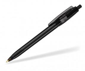 Klio Kugelschreiber KLIX transparent ATR schwarz