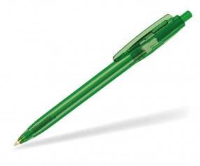 Klio Kugelschreiber KLIX transparent ITR dunkelgrün