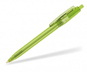 Klio Kugelschreiber KLIX transparent PTR grün