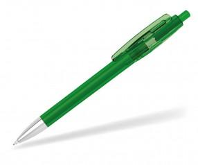 Klio Kugelschreiber KLIX transparent Mn 42606 ITR grün
