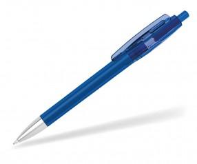 Klio Kugelschreiber KLIX transparent Mn 42606 MTR blau