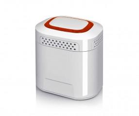Klio Bluetooth Lautsprecher Audio+ HTR1 rot