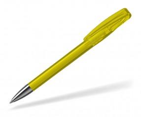 Klio COBRA transparent Mn 41029 Kugelschreiber RTR gelb