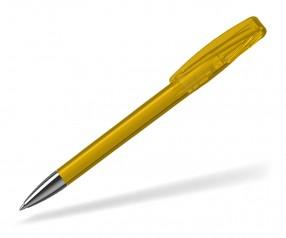 Klio COBRA transparent Mn 41029 Kugelschreiber STR sonnengelb
