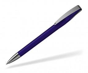Klio COBRA transparent MMn 41035 Kugelschreiber DTR1 dunkelblau