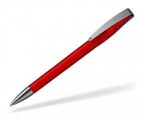 Klio COBRA transparent MMn 41035 Kugelschreiber HTR1 rot