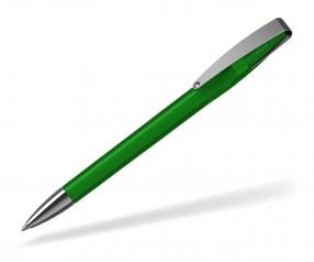 Klio COBRA transparent MMn 41035 Kugelschreiber ITR grün