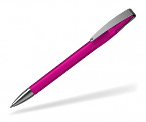 Klio COBRA transparent MMn 41035 Kugelschreiber TVTR1 pink