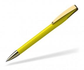 Klio COBRA high gloss MMg 41038 Kugelschreiber goldfarben R gelb