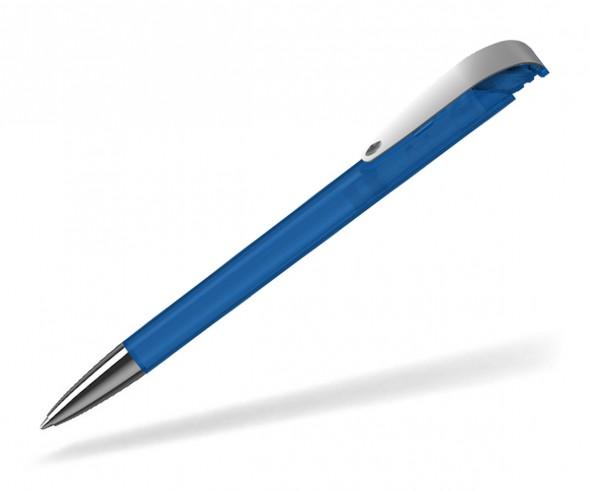 Klio JONA transparent MMn 41131 Kugelschreiber MTR1 mittelblau