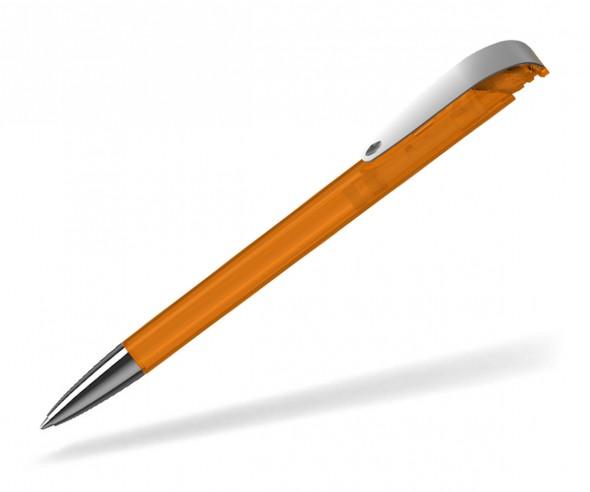 Klio JONA transparent MMn 41131 Kugelschreiber OTR orange
