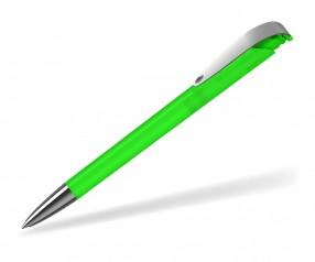 Klio JONA transparent MMn 41131 Kugelschreiber TITR neongrün