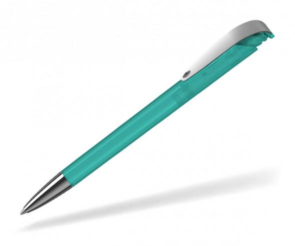 Klio JONA transparent MMn 41131 Kugelschreiber TTR türkis