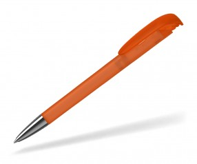 Klio Eterna JONA softtfrost ice Mn 41144 Kugelschreiber HTI orange-rot