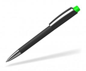 Klio ZENO softtouch MMn 41280 AST TI schwarz neongrün