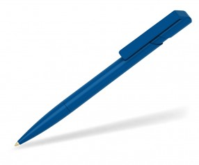 Klio Kugelschreiber EURO high gloss M blau
