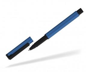 Klio eterna Flute Rollerball Tintenroller mit Aufdruck blau