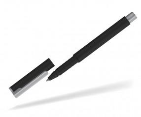 Klio eterna Flute Rollerball Tintenroller Softtouch schwarz