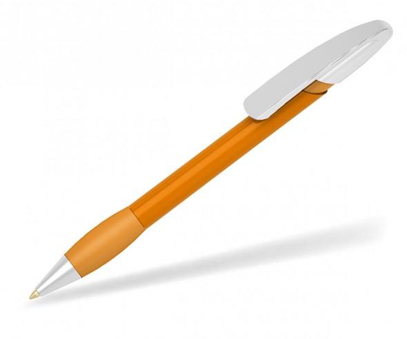 Klio Kugelschreiber NOVA GRIP high gloss MPs W orange