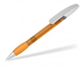 Klio Kugelschreiber NOVA GRIP ICE MPs OTI E orange silber