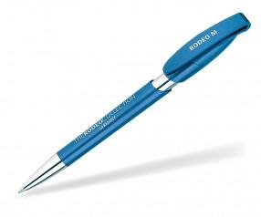 Klio Kugelschreiber RODEO M F hellblau