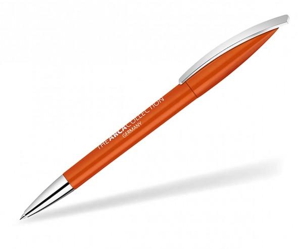 Klio Kugelschreiber ARCA MM W dunkelorange