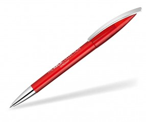 Klio Kugelschreiber ARCA MM T HTR1 rot