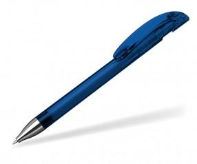 Klio VIOLA transparent Ps Kugelschreiber MTR blau