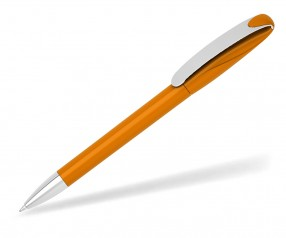 Klio Kugelschreiber BOA high gloss MM W dunkelorange