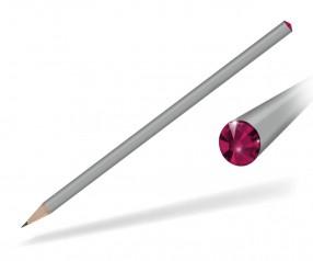 Reidinger Kristallbleistifte Werbemittel grau ruby