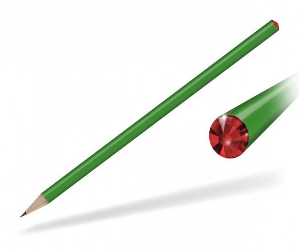 Reidinger Kristall Bleistift Streuartikel grün light siam