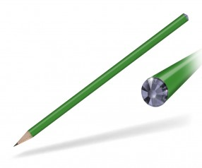 Reidinger Kristall Bleistift Streuartikel grün tanzanite