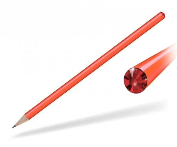 Reidinger Kristall Bleistift Giveaway orange light siam