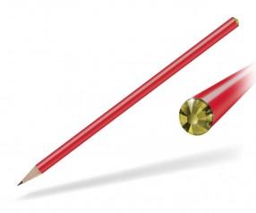 Reidinger Kristall Bleistift Präsent rot citrine