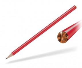 Reidinger Kristall Bleistift Präsent rot sun