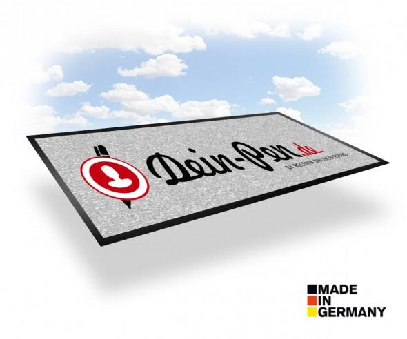 Teppich bedrucken mit Logo - NOVUS IMAGE 115 x 200 cm
