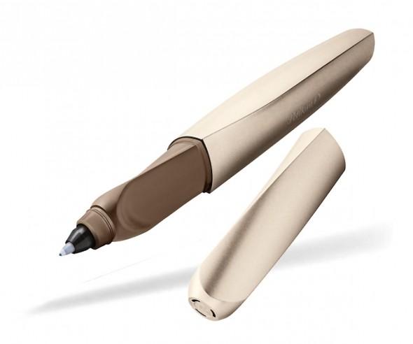 Pelikan Tintenroller Twist bronze