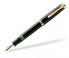 Pelikan Premium Serie 600 Souverän Füller schwarz