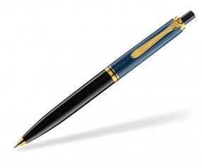 Pelikan Premium Serie 400 Souverän Kugelschreiber schwarz blau
