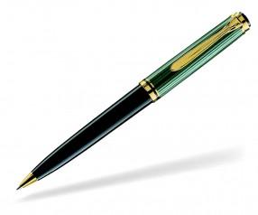 Pelikan Premium Serie 800 Souverän Kugelschreiber schwarz grün