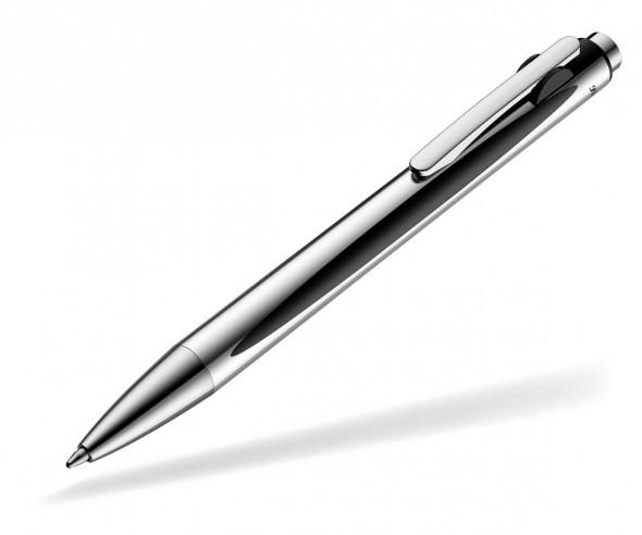 Pelikan Snap Kugelschreiber schwarz silber