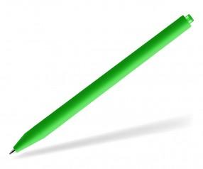 PIGRA Kugelschreiber P01 PRR SOFTTOUCH grün